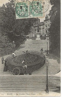 41 - Blois - Les Escaliers Denis Papin   ** Animation ** - Blois