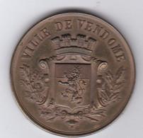 Médaille De La Bataille De Vendôme 14-15-16 Décembre 1870 - Autres