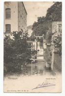 Genappe Grand Moulin à Eau Carte Postale Ancienne - Genappe