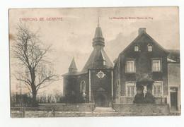 Genappe La Chapelle De Notre Dame De Foy Carte Postale Ancienne - Genappe