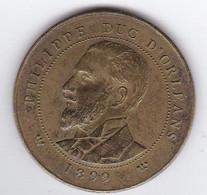 """Médaille De Philippe Duc D'Orléans """" Je Ne Vengerai Que Les Injures Faites à La Patrie """" - Royaux / De Noblesse"""