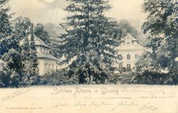 Autriche - Schloss Attems In Gosting - Graz