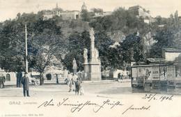 Autriche - Graz - Lendplatz - Graz