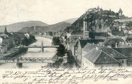Autriche - Graz - Mur Schlosssberg - Graz