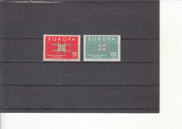 Europa 1963 Turquie - 1963