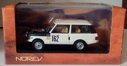 NOREV - RANGE ROVER (Dakar 1979) - 1/43 - Norev