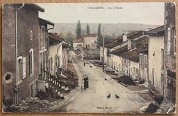 CP CHALAINES Rue D'Enfer - Altri Comuni