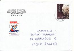 Croatia Cover 19-5-2006 Topic Stamps - Croatia