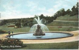 LANCS - PRESTON - FOUNTAIN IN PARK 1905 La1186 - Otros