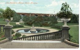 LANCS - PRESTON - THE FOUNTAIN, MILLER PARK  1909 La1182 - Otros