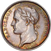 France, Médaille, Napoleon I, Landing In Golfe-Juan, 1815, Denon / Droz, SUP - Autres