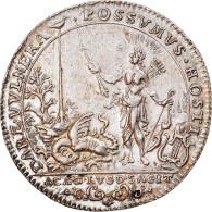 France, Jeton, Académie Des Chevaliers De L'Arc, Lyon, TTB+, Argent - Autres