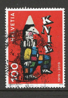 Zwitserland 2019, Mi 2584, Gestempeld - Used Stamps