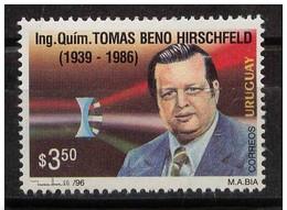 Tomas Beno Herschfeld Chemical Engineer Chemistry MNH - Termalismo