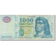 Billet, Hongrie, 1000 Forint, 2010, KM:197b, TTB - Ukraine