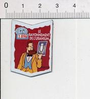 Magnet Le Gaulois Inventions 1896 Le Rayonnement De L'uranium ( Henri Becquerel ) Mag12 - Magnets