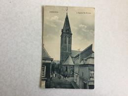 LESSINES 1921  L' EGLISE ST.-PIERRE - Lessines