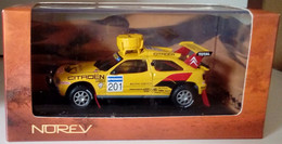 NOREV - CITROEN ZX RALLYE RAID (DAKAR 1991) - 1/43 - Norev