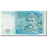 Billet, Ukraine, 5 Hryven, 2005, KM:118a, TB - Ukraine