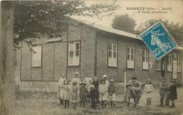 BABOEUF Mairie Et école Provisoire - Altri Comuni
