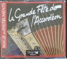 LA GRANDE FETE DE L'ACCORDEON Coffret 3 CD Musette, Retro, Etc.. - Compilations