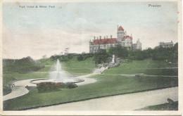 LANCS - PRESTON - PARK HOTEL AND MILLER PARK   La1178 - Otros