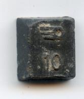 Poids Monétaire Ou Autre, à Définir. /192 - Unknown Origin