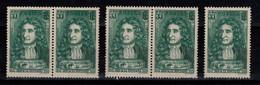 YV 397 N** La Fontaine En 5 Exemplaires - Unused Stamps