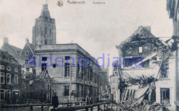 Postkaart - Carte Postale / Oudenaarde Audenarde / Academie / Niet-beschreven Non-écrit / Ca. 1920 - Oudenaarde