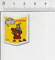 Magnet Le Gaulois Inventions 2° Siècle Av JC Découverte De La Poudre Par Les Chinois Chine Canon Mag12 - Magnets