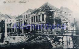 Postkaart - Carte Postale / Oudenaarde Audenarde /Vrijheidstraat - Rue De La Liberté/ Niet-beschreven Non-écrit /ca.1920 - Oudenaarde