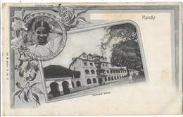KANDY: Queen's Hôtel - A.W.A. Plâté & Co - Sri Lanka (Ceylon)