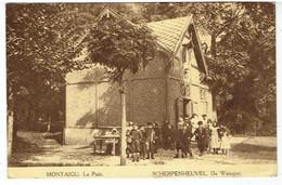Montaigu - Scherpenheuvel - Le Puits - De Waterput - Scherpenheuvel-Zichem