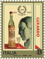 Italia - 2021 - Usato/used - Girolamo Luxardo S.p.A. - 2011-...: Usati