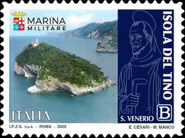 Italia - 2020 - Usato/used - Isola Del Tino - 2011-...: Usati