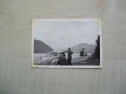Petite Photo Ancienne AUTOMOBILE VOLKSWAGEN - Coches