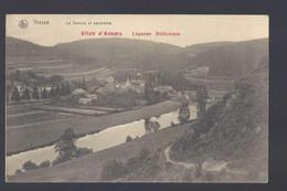 Vresse - La Semois Et Panorama - Elixir D'Anvers - Postkaart - Vresse-sur-Semois