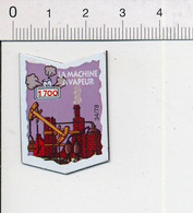 Magnet Le Gaulois Inventions 1700 Invention De La Machine à Vapeur Mag13 - Magnets