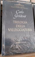Trilogia Della Villeggiatura Di Carlo Goldoni - Teatro