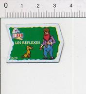 Magnet Le Gaulois Inventions 1889 Découverte Des Réflexes Ivan Pavlov Animal Chien  Mag13 - Magnets