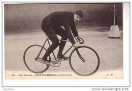 REF11.208  CYCLISME. LES SPORTS  DOERFLINGER.   SPRINTER SUISSE - Ciclismo