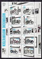 Nederland 2021 Nvph Nr ??, Mi Nr ??, Historische Motorfietsen, Motorcycles, Sparta, Simplex, Cyrus, Hulsman, Vulkaan - Nuovi