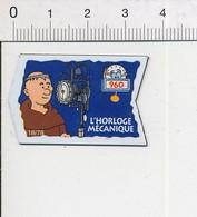 Magnet Le Gaulois Inventions 960 Invention De L'horloge Mécanique Horlogerie Gerbert D'Aurillac ?? Mag13 - Magnets