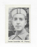 Wielrenner- Coureur Cycliste-LAZARIDES LUCIEN - Cycling