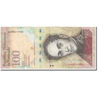 Billet, Venezuela, 100 Bolivares, 2013, 2013-10-29, KM:93a, TB - Venezuela