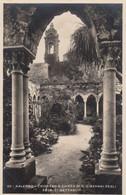7744) PALERMO - Chiostro E Chiesa Di S. GIOVANNI Degli EREMITI Dettaglio - VERY OLD !! - Palermo