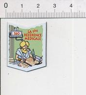 Magnet Le Gaulois Inventions Année 160 Ap. JC  Invention De La 1ère Référence Médicale Claude Claudius Galien Mag14 - Magnets