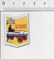 Magnet Le Gaulois Inventions Record De Vitesse Automobile Voiture La Jamais Contente  Mag13 - Magnets
