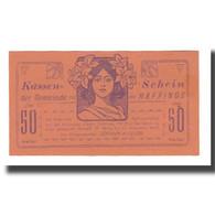 Billet, Autriche, Raffings N.Ö. Gemeinde, 50 Heller, Valeur Faciale, 1920 - Autriche