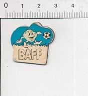 ( état Moyen ) Magnet BAFF Bahlsen Sport Football Magn14 - Magnets